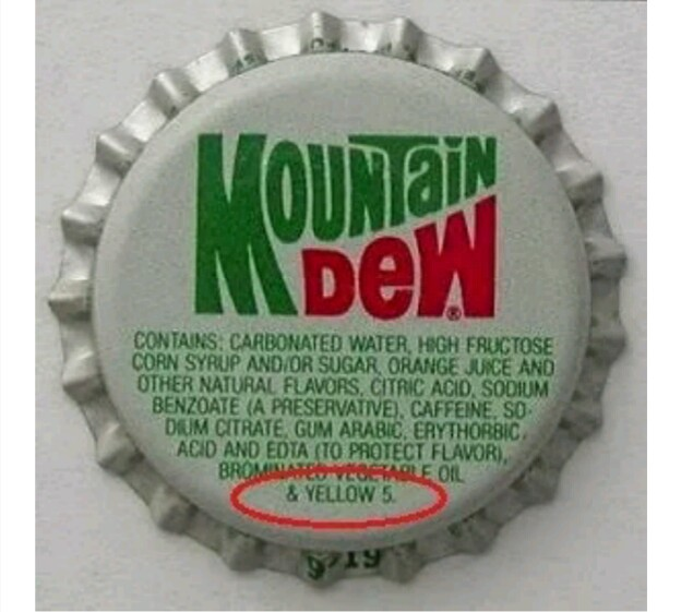 Mountain Dew Proven To Shrink Your Testicles