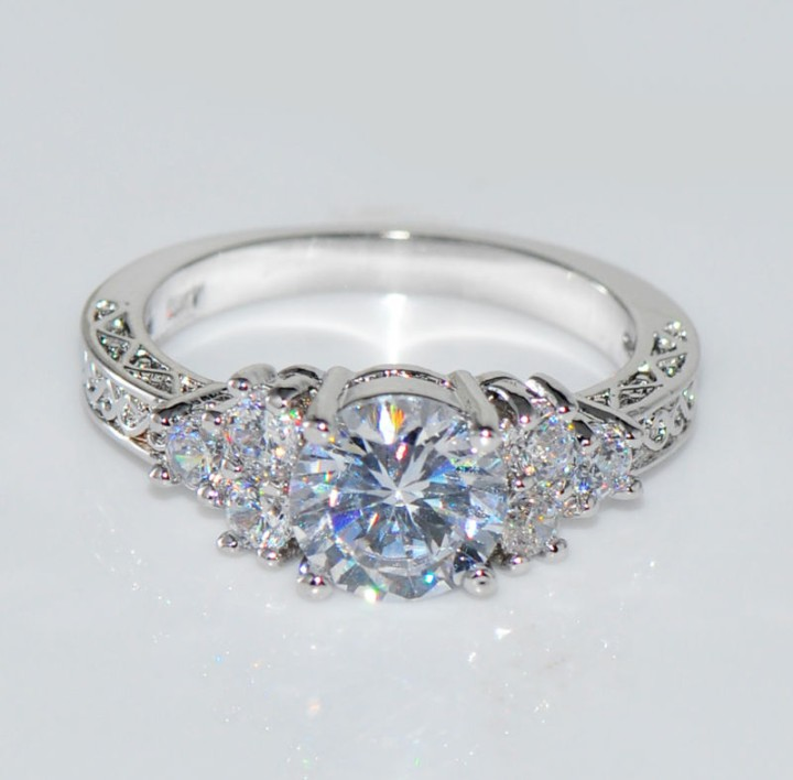 Beautiful Pictures Of Wedding   Engagement Rings! Come In  - Events -  Nairaland 13e6106317e4