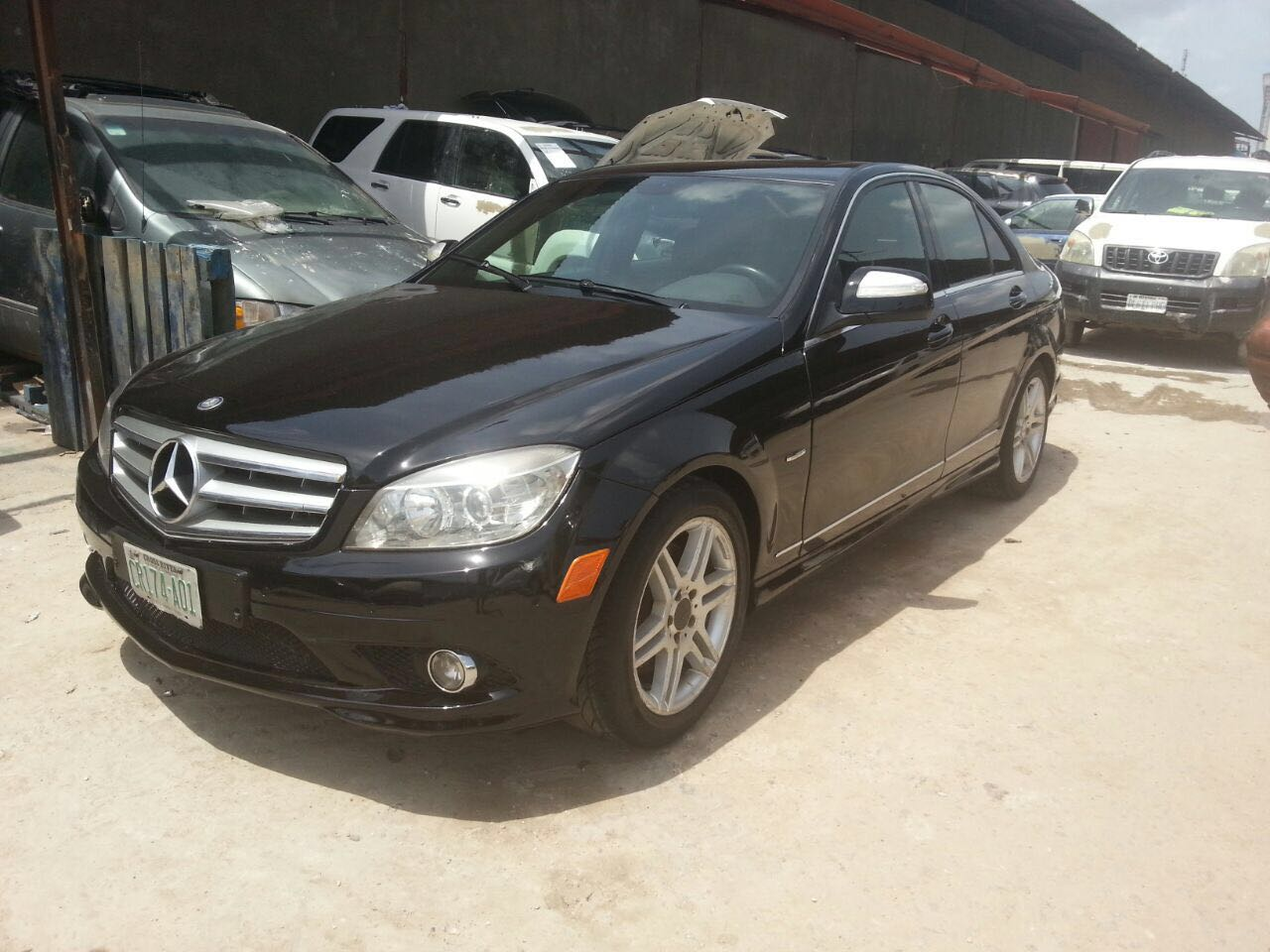 Extremely clean registered 2008 mercedes benz c350 for Mercedes benz 2008 price