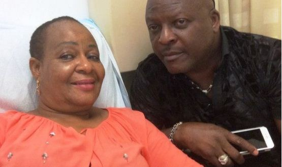 Insider Shares Pictures Of Shina Peters With New Wife