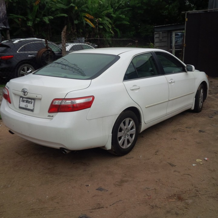 2008 toyota camry xle tokunbo bluetooth thumbstart. Black Bedroom Furniture Sets. Home Design Ideas