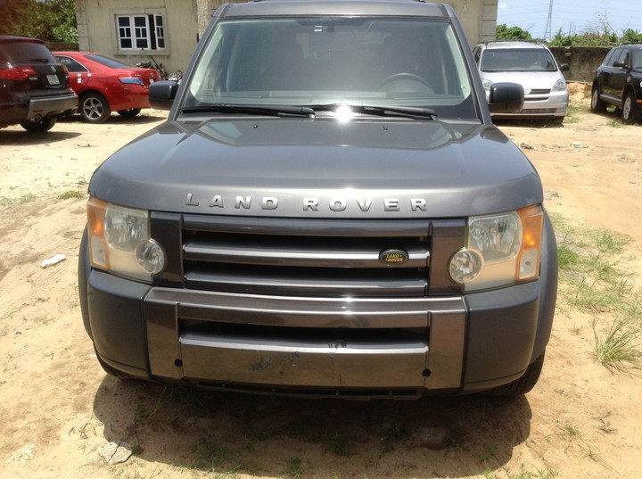 toks 2005 land rover lr3 for sale autos nigeria. Black Bedroom Furniture Sets. Home Design Ideas