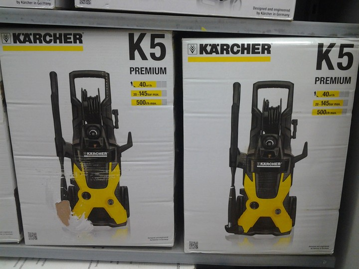 karcher k5 premium 2100w pressure washer wash ur car. Black Bedroom Furniture Sets. Home Design Ideas