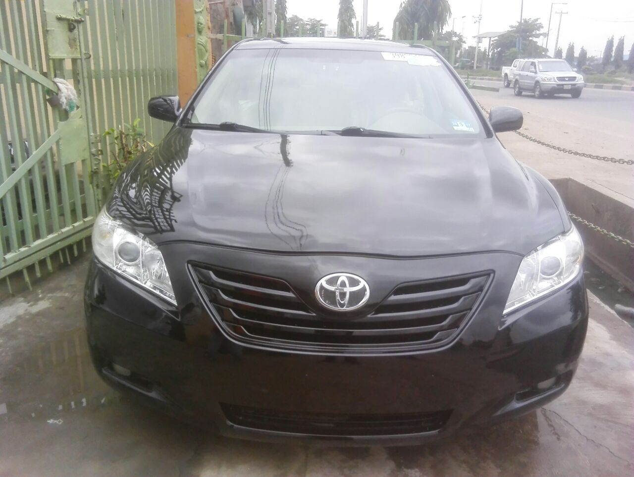 toyota camry xle 2008 thumb start autos nigeria. Black Bedroom Furniture Sets. Home Design Ideas
