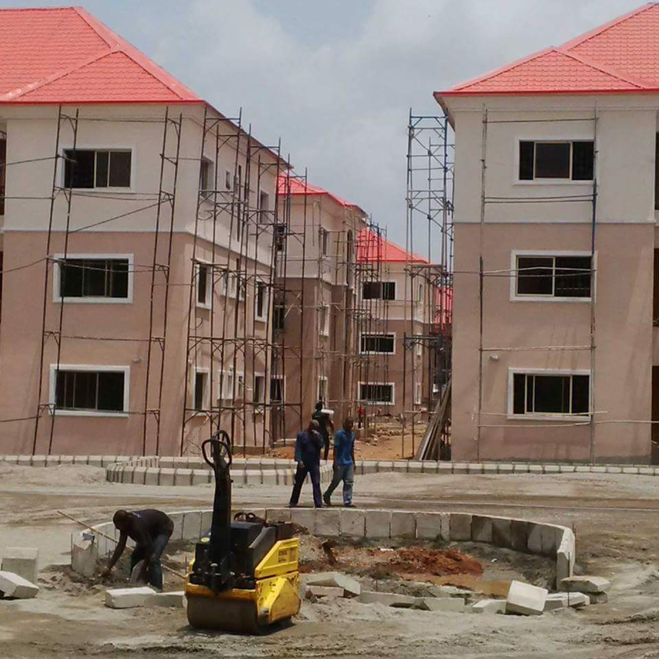 Building construction contractors in nigeria superite for Home building websites
