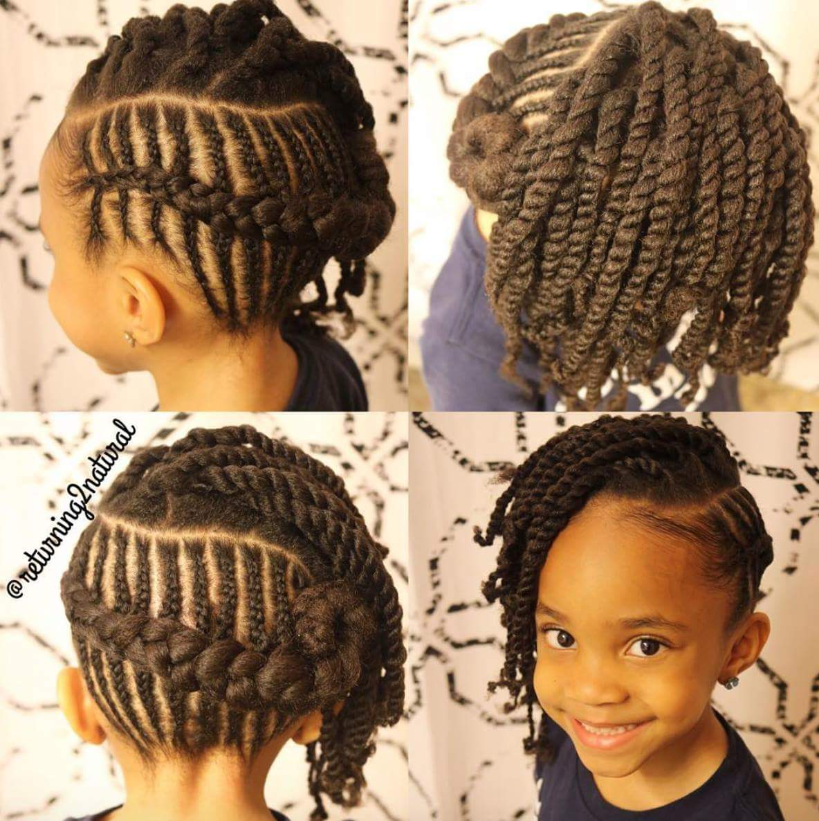 30+ hairstyles to make your baby girl beautifully cute. who's the