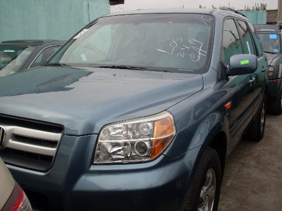 2006 honda pilot leather alloy third row seat. Black Bedroom Furniture Sets. Home Design Ideas