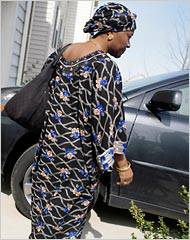 Aisha Buhari In The US Different From Buhari's Wife – Sahara Reporters