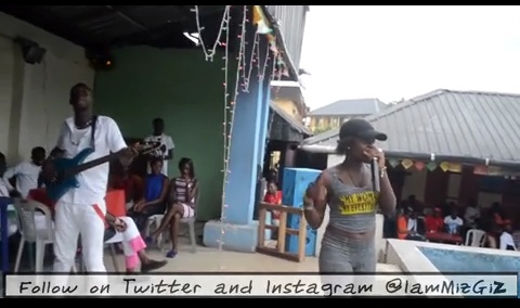 Video: Miz Giz and Sinohiz 7 Year Cover