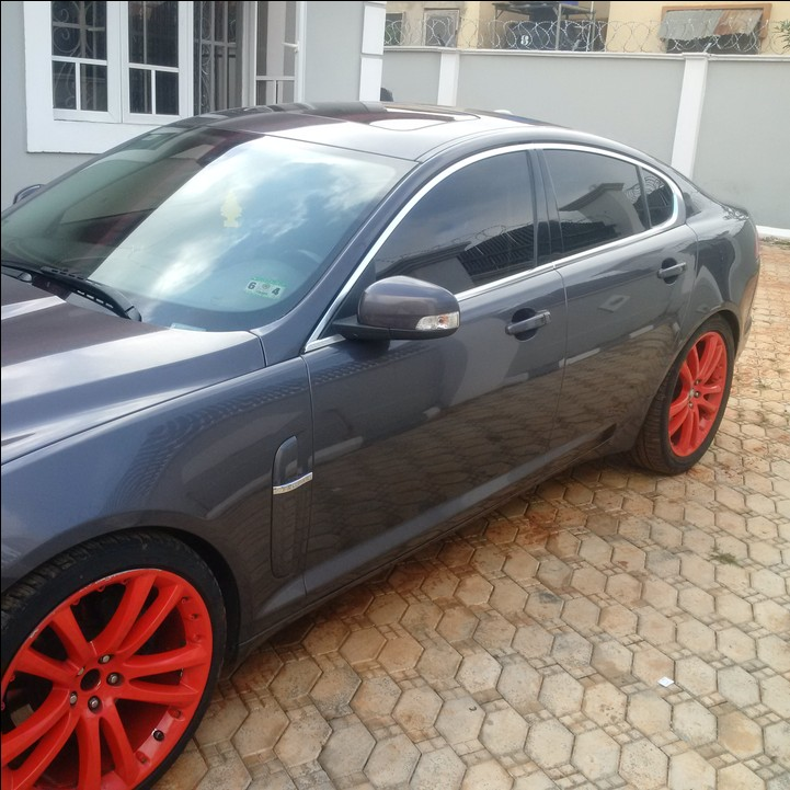 Jaguar Xfr 2010 For Sale: BEAUTIFUL 2010 Jaguar XF SUPERCHARGED... Asking Price: ₦4