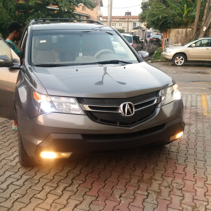 2004 Acura Mdx For Sale: 8mnth Used 2008 Acura Mdx Luxury Edition