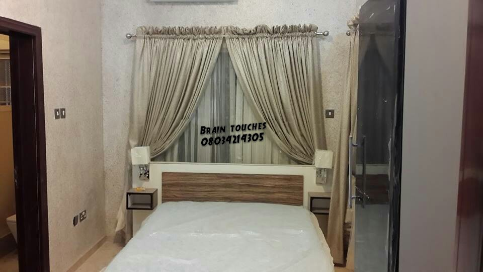 WINDOW BLINDS AND CURTAINS Properties Nigeria