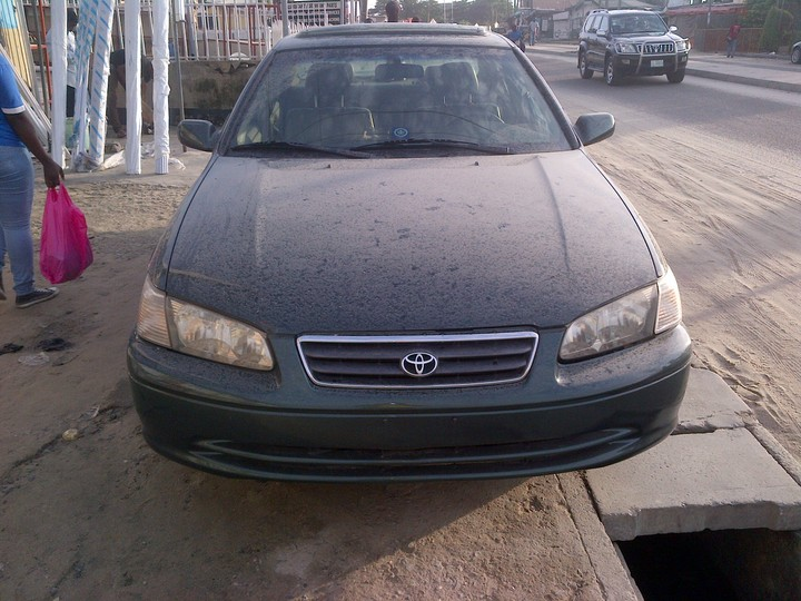 Tok 2000 Toyota Camry V6droplight For 1m