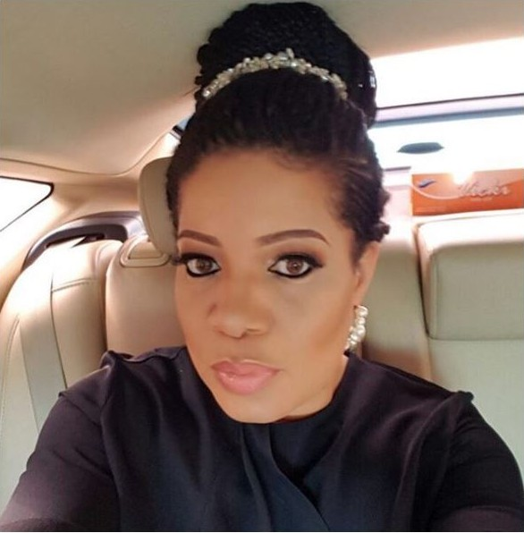 MONALISA CHINDA IN PRINT SKIRT
