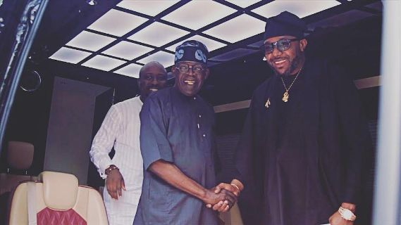 E MONEY AND TINUBU