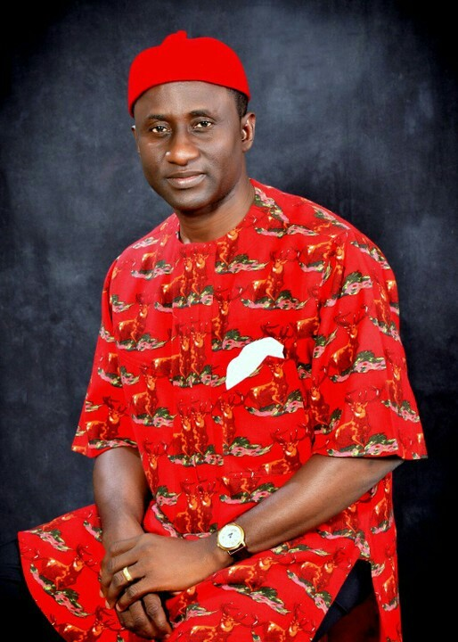 Meet 46-Year-Old Uche Ogah, Abia Newly Declared Governor (See Photos)