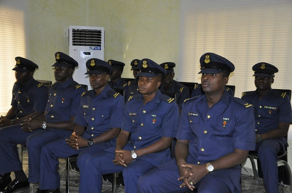 See The New Student Pilots Who Will Be Sent Abroad For Flying Training (See Photos)