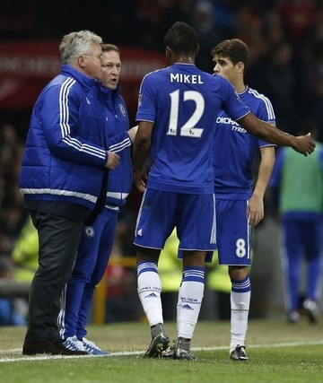 Mikel Obi Is Set To Leave Chelsea
