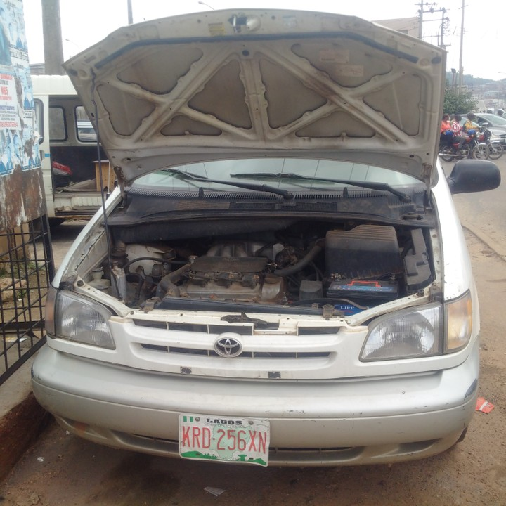 Clean First Body Commercial Sienna For Sale By XBM Autos