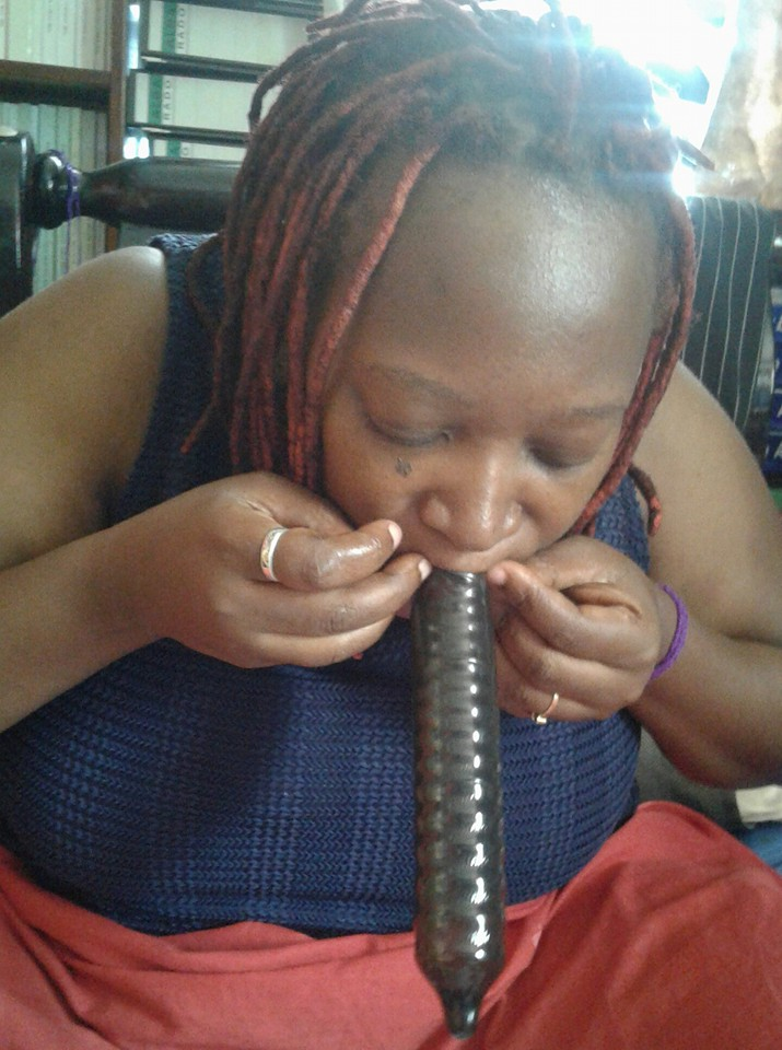 Ugandan Lecturer Teaches Daughter how To Use Condom