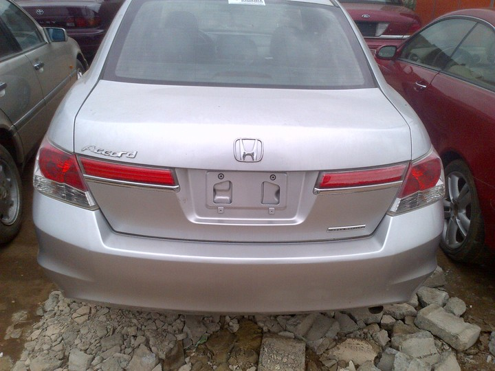 Tokunbo 2011 Honda Accord Special Edition For Sale 3 5m