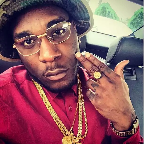 Burna Boy Celebrates His 25th Birthday Today