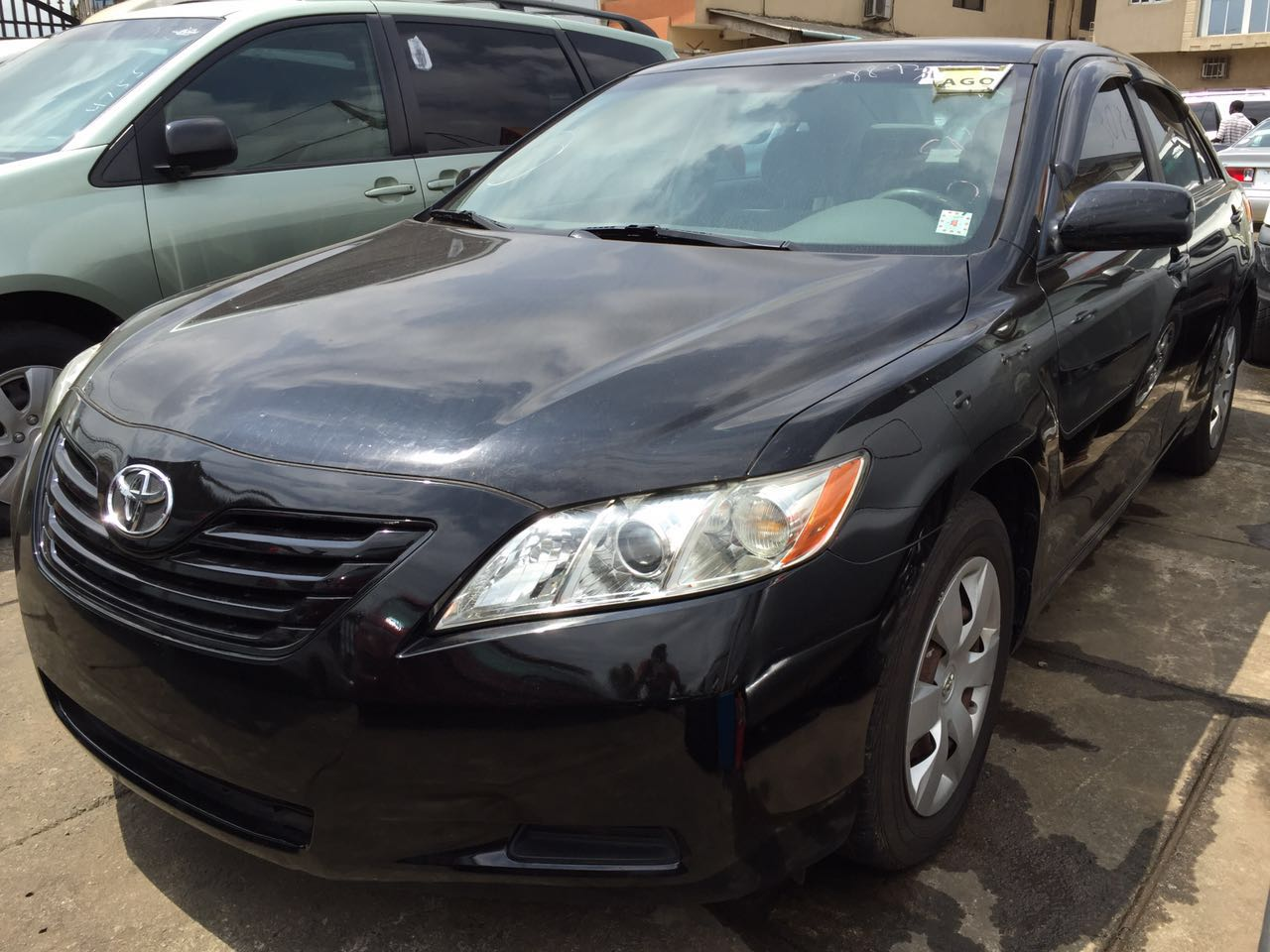 toks toyota camry 2008 le accident free 4 units available. Black Bedroom Furniture Sets. Home Design Ideas