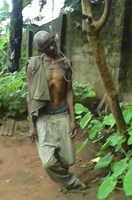 "Old Man ""Commits Suicide In Anambra By Hanging"" (See Photos)"