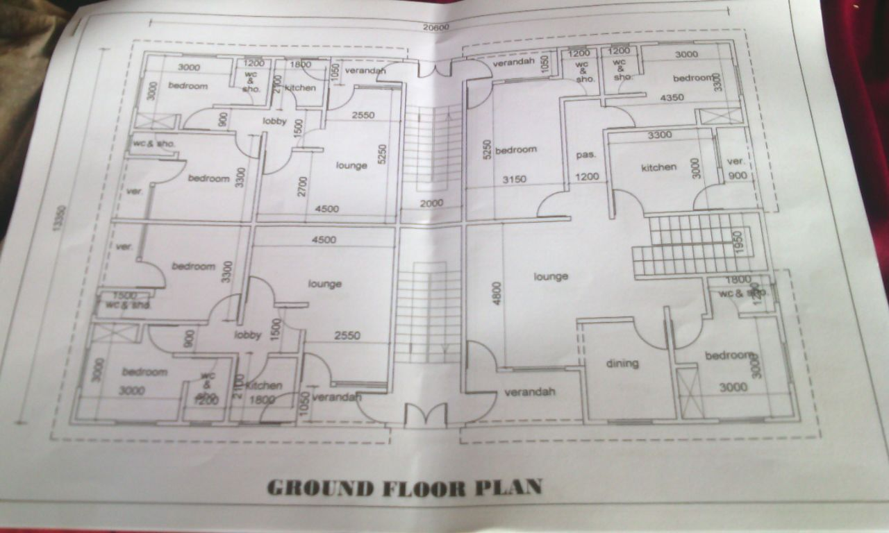 About to start building a residential commercial 2 3 for 3 storey commercial building floor plan