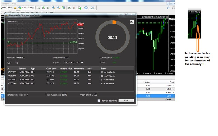 Binary option zulutrade