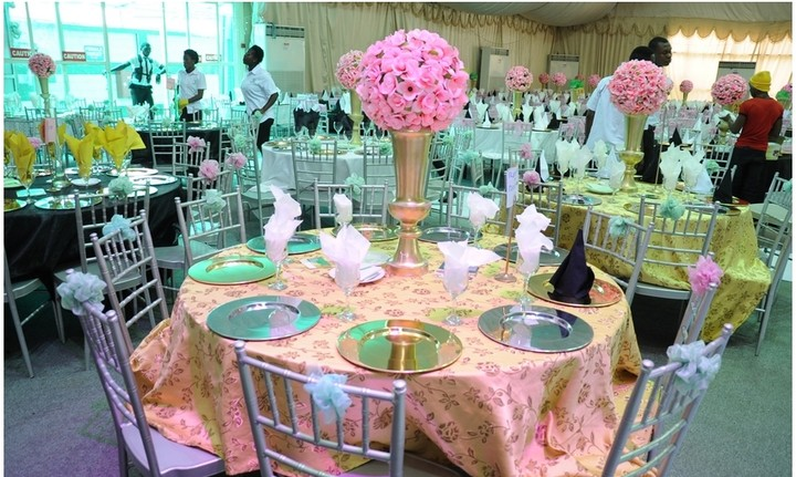 Event Decoration Training In Abuja And Lagos Events Nigeria