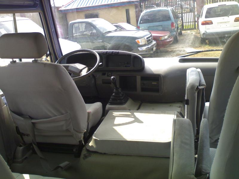 Tokunbo Toyota Coaster Bus Price N5 5m Only Autos Nigeria