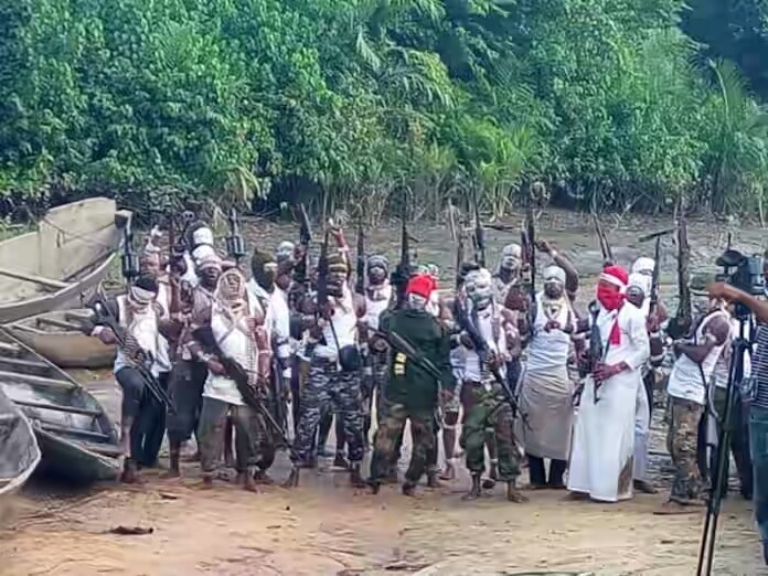 Militants Take Over Two Local Government Areas In Cross River