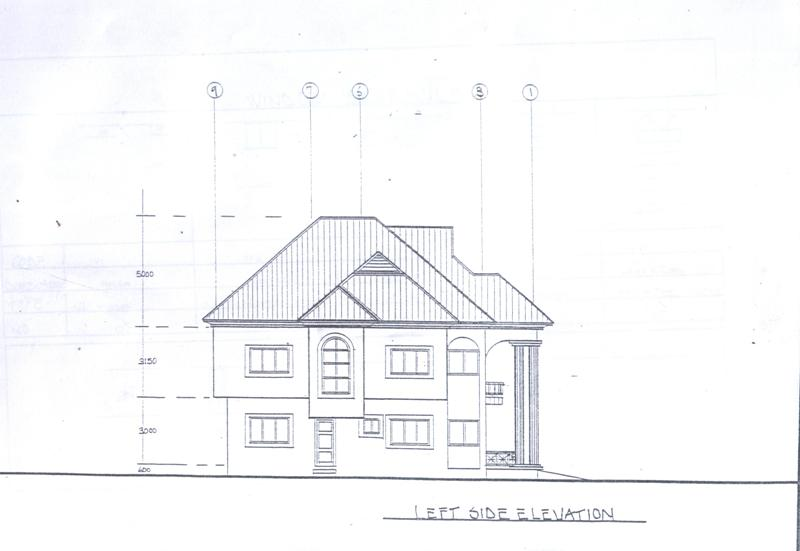 Cost of building 4 bedroom autos post for Duplex build cost