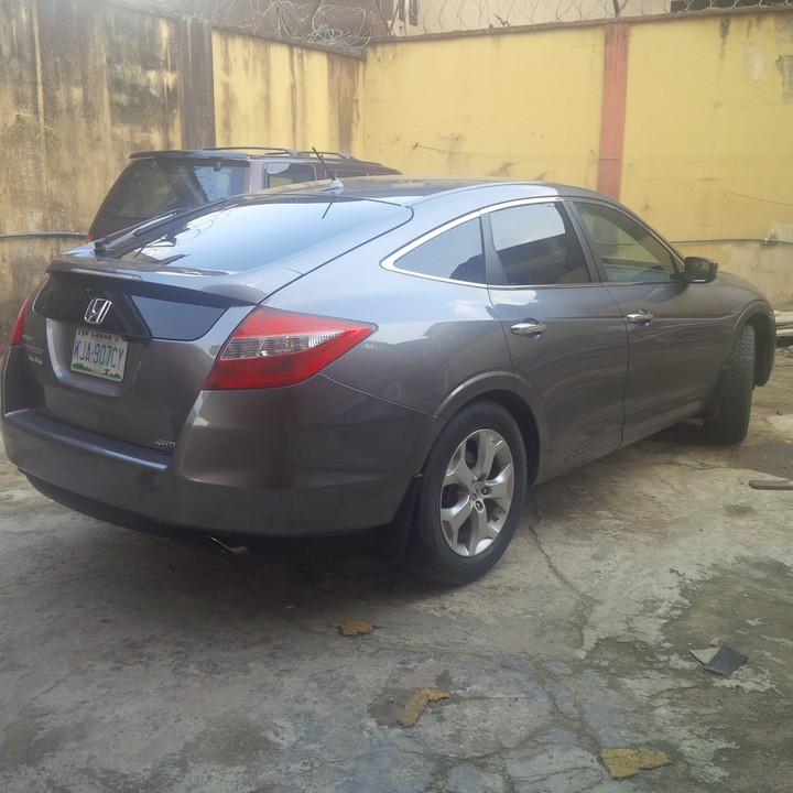 clean used 2010 honda crosstour for sale negotiable see pix autos nigeria. Black Bedroom Furniture Sets. Home Design Ideas