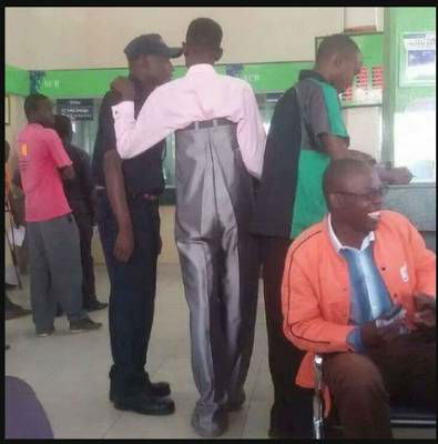 When You Want Your Trouser To Last Long