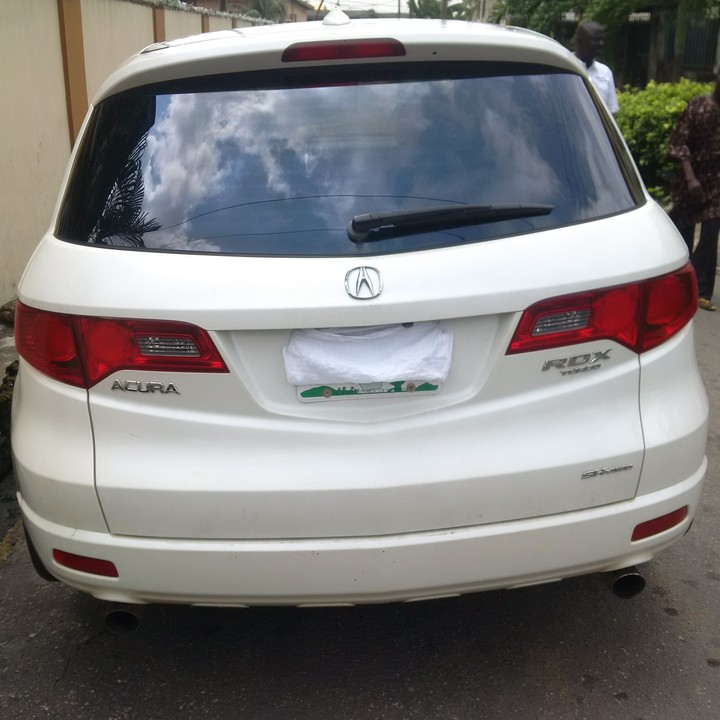 Quick Cash Needed For This 1 Month Used Reg 07 Acura RDX