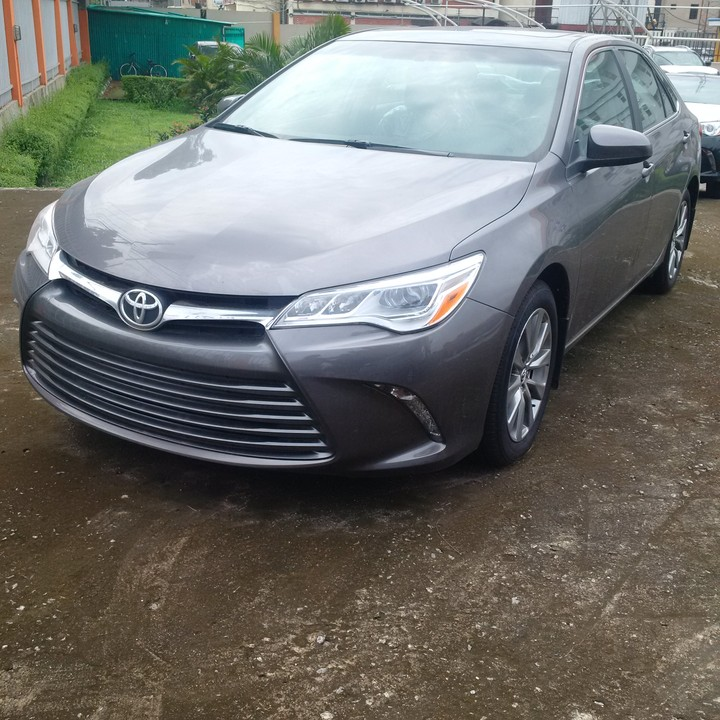 SOLD! SOLD!! Brand New 2015 Toyota Camry XLE