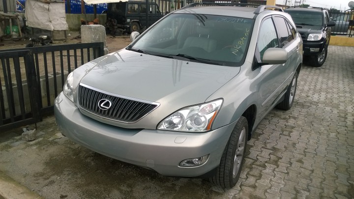 2005 lexus rx330 3 3l awd for sale asking see pictures autos nigeria. Black Bedroom Furniture Sets. Home Design Ideas