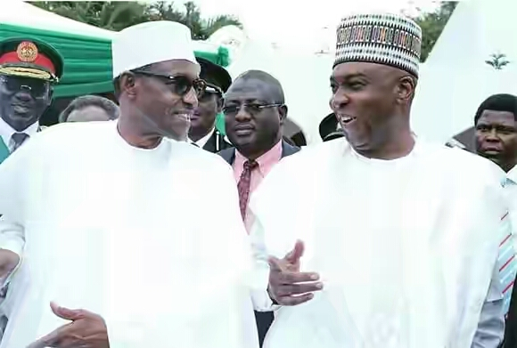 """Buhari-Saraki Feud: APC Leaders Jittery, Fear Mass Defection"""