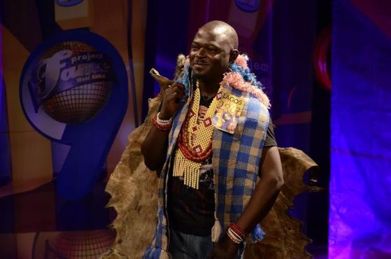 "Drama As ""Herbalist"" Storms Project Fame Audition In Lagos (See Photos)"