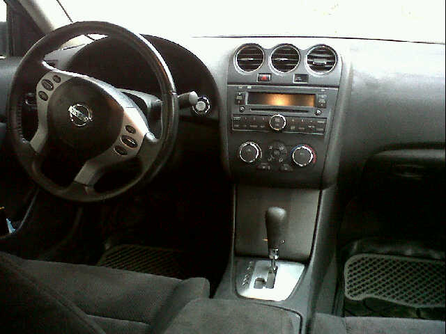 Low Mileage Grey 2008 Nissan Altima For Sale Give Away