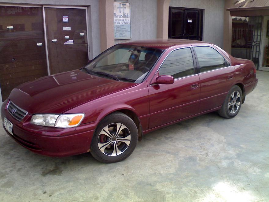 registered 2000 model toyota camry price 800k only autos nigeria. Black Bedroom Furniture Sets. Home Design Ideas
