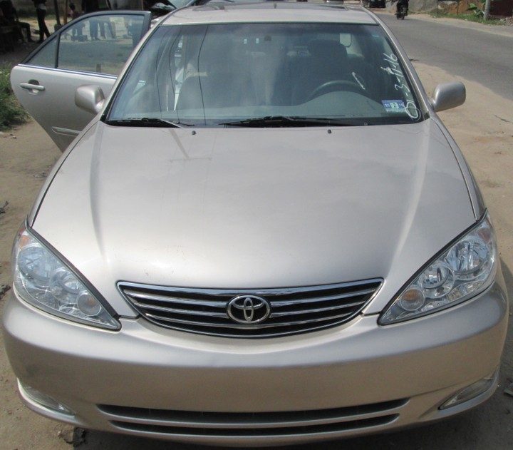 tokunboh toyota camry 2006 xle for sale autos nigeria. Black Bedroom Furniture Sets. Home Design Ideas