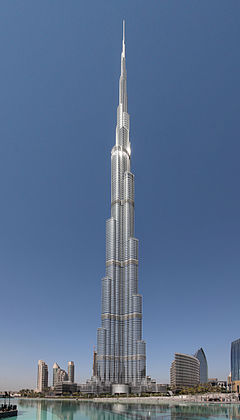 Burj Khalifa: The World's Tallest Building