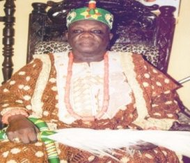 Oba Of Iba In Lagos Kidnapped. Guard Killed, Wife Shot