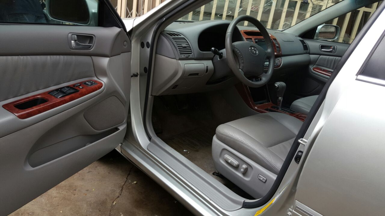 toks toyota camry 2006 model full option xle v6 autos nigeria. Black Bedroom Furniture Sets. Home Design Ideas