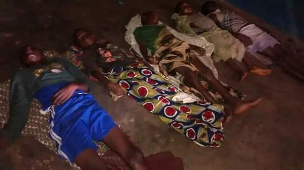 Tragic: Family of 6 Killed By Food Poisoning in Anambra (Photos)
