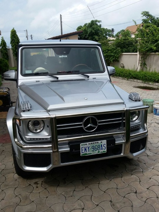 2006 mercedes benz g550 upgraded to 2013 g63 amg autos for Mercedes benz g63 amg 2013 price