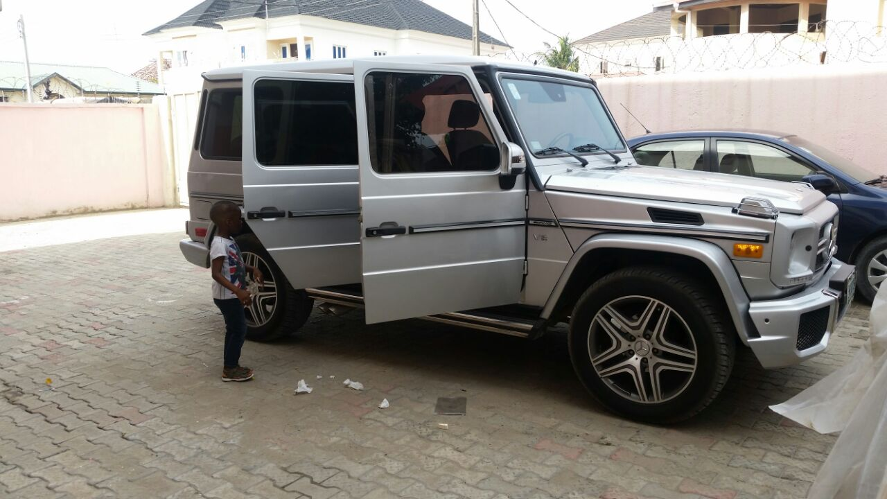 2006 mercedes benz g550 upgraded to 2013 g63 amg autos for 2013 mercedes benz g63 amg price
